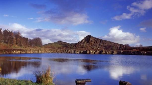 Cawfields and Crag Lough