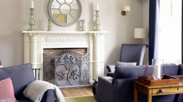 Cosy Lounge at Norfolk Mead Hotel
