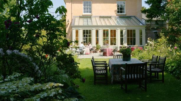 Langar Hall Gardens