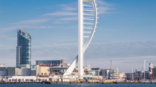 The Spinnaker Tower, Portsmouth