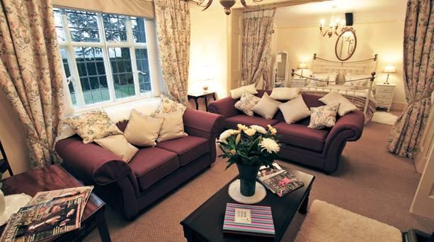 Foxwood SC Living Room