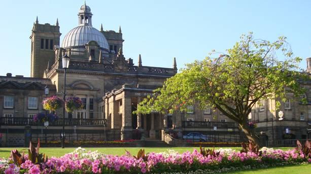 Royal Baths building