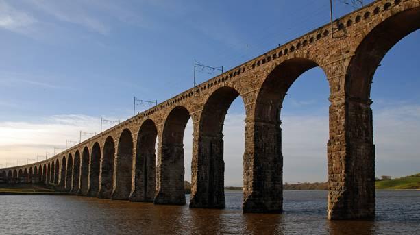 Royal Border Bridge Berwick-upon-Tweed