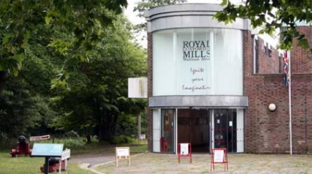 Learn all about the 300 year history at the Royal Gunpowder Mills