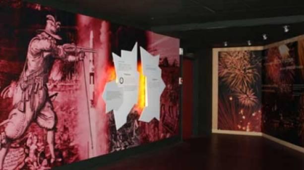 History of gunpowder at Gunpowder Mills