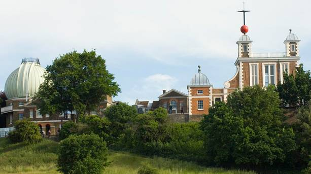 Royal Observatory Greenwich, within Greenwich Park