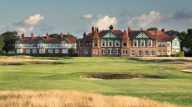 Royal Lytham & St Annes Golf Course