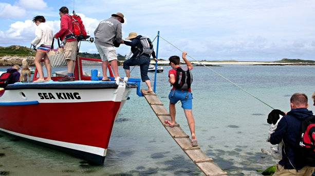 Island Hopping on the Isles of Scilly