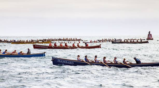 Scilly Gig Race
