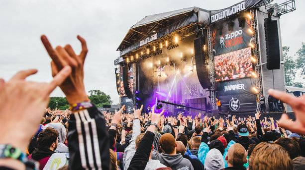 Download Festival Crowd