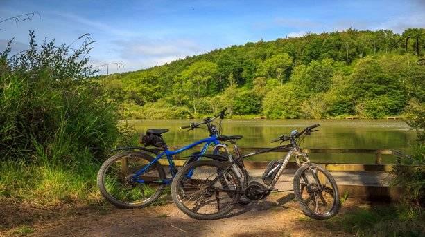 Cycling in Taunton