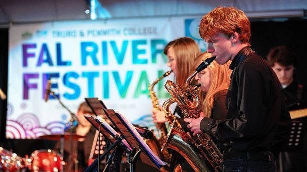 Fal River Festival, Cornwall