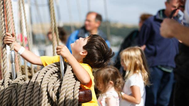 Family Events in Cornwall