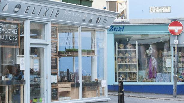 Falmouth Shop Fronts