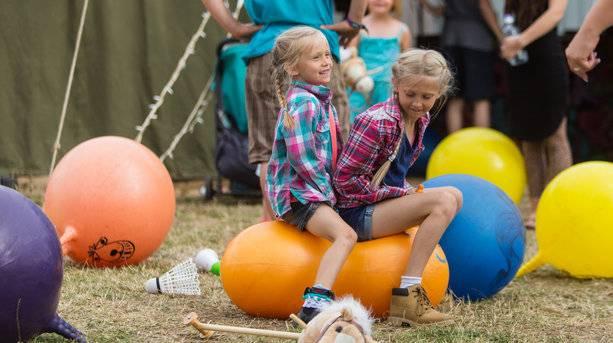 Kids' Activities at Standon Calling