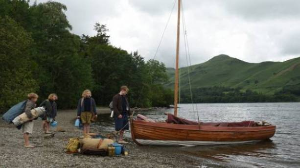 Swallows and Amazons movie still