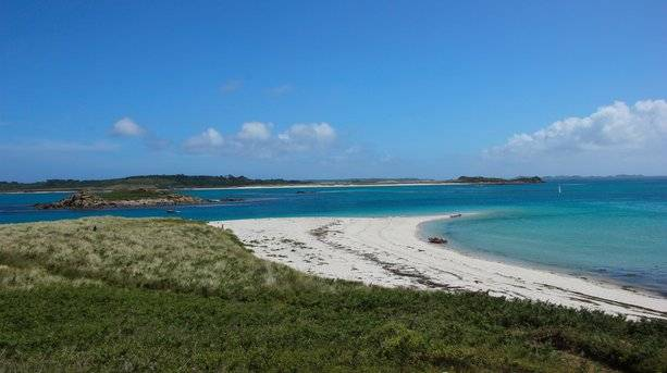 Perfect Scilly Beaches © Mary Cox