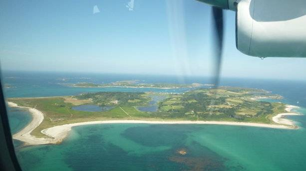 Scilly From Above
