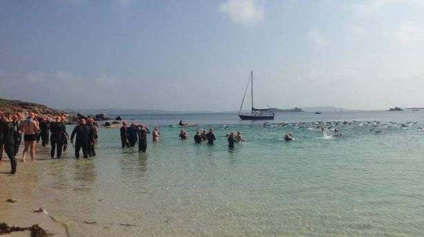 Scilly Sea Swim Challenge, Isles of Scilly