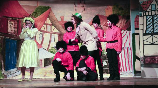 St Mary's Pantomime Theatre