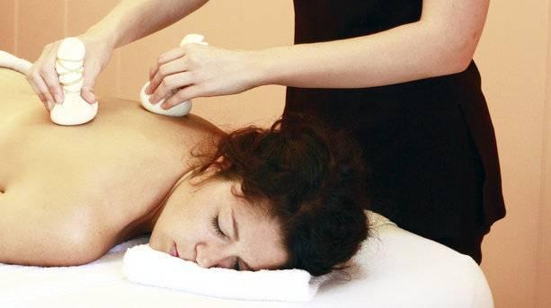 Scilly Tresco Spa Treatment