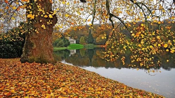 Stourhead gardens, Wiltshire