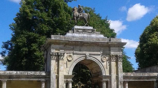 Wilton House Gate