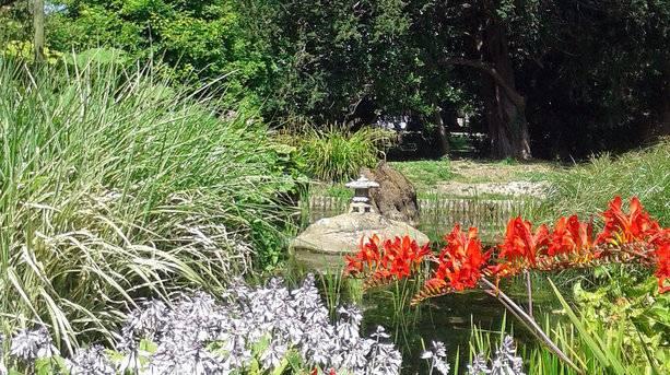 Japanese Gardens at Wilton House