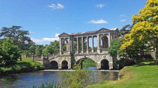 The Palladian Bridge