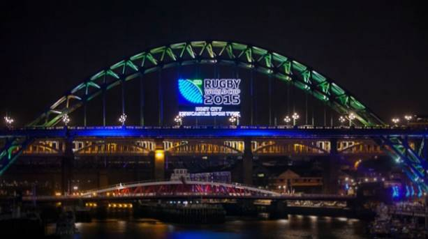 Rugby World Cup 2015 Host City, Newcastle upon Tyne