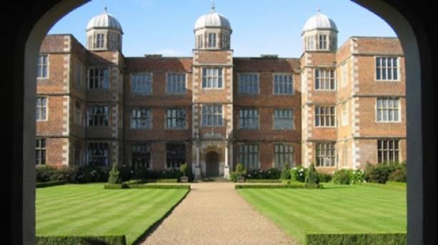 Doddington Hall in Lincoln