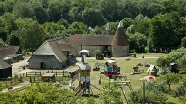 Rural breaks amongst kent s countryside and gardens visitengland for Kent gardens elementary school