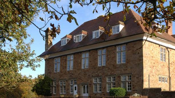 Speech House Hotel in the Forest of Dean