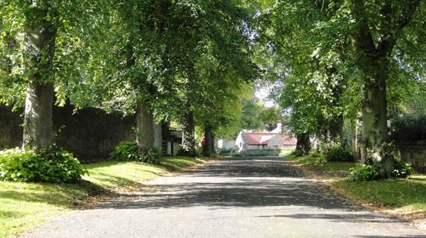 Teversal Old Village