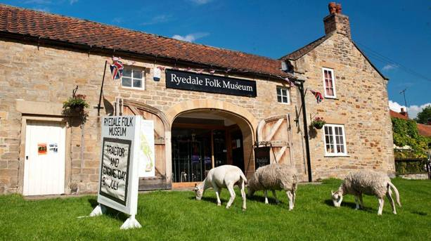 Ryedale Folk Museum and Pickering