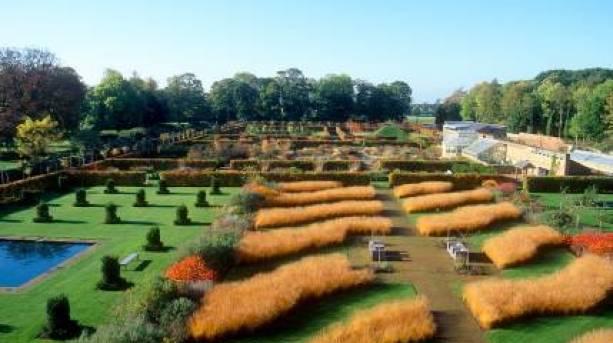 Scamspton Hall & Walled Garden