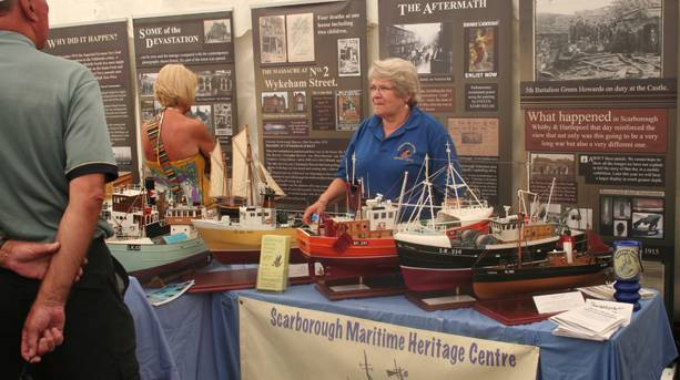 Seafest exhibitions