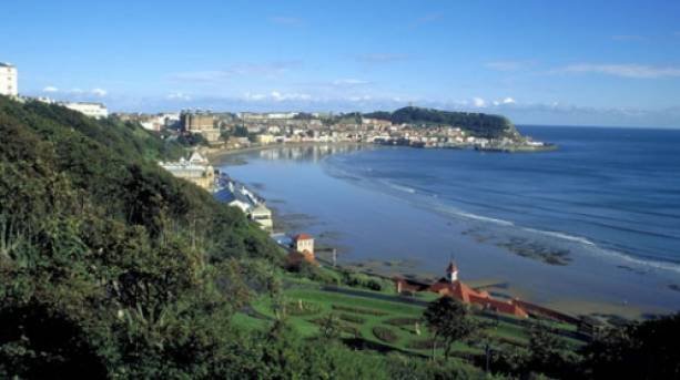 View of Scarborough Bay
