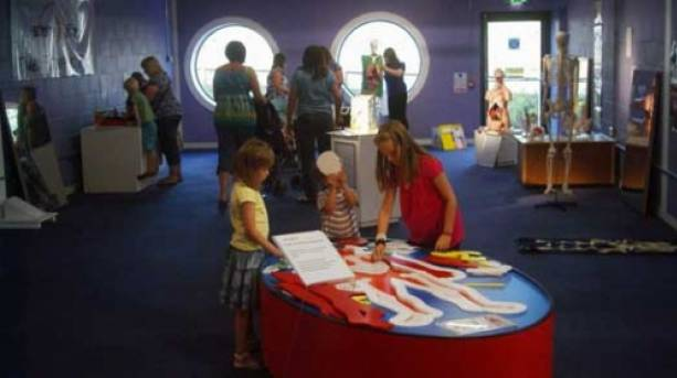 Bringing science to life for young and not so young