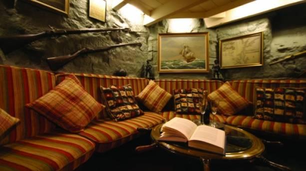 Star Castle's Dungeon Bar
