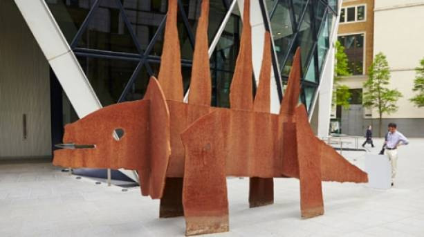 Sculpture in the City, London