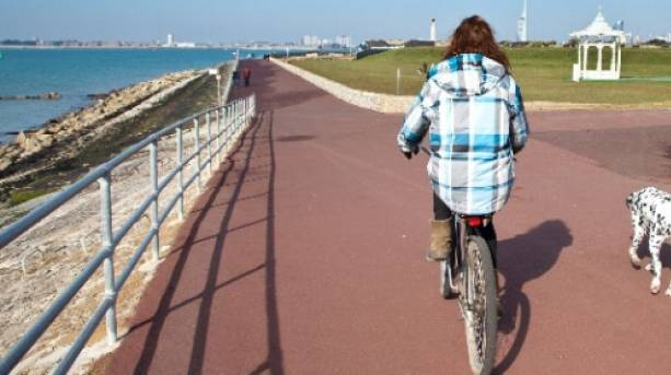 Seafront Cycle Ride