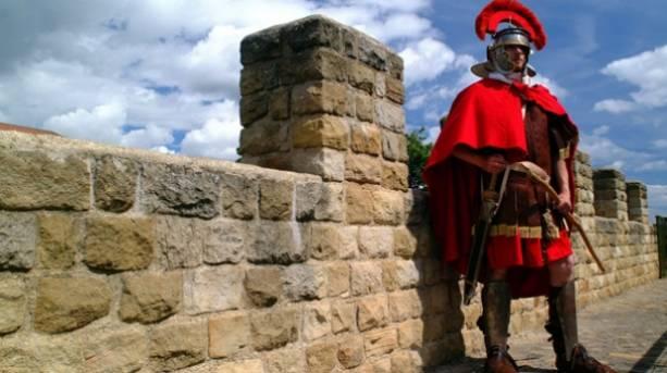 Segedunum Roman Fort, Wallsend