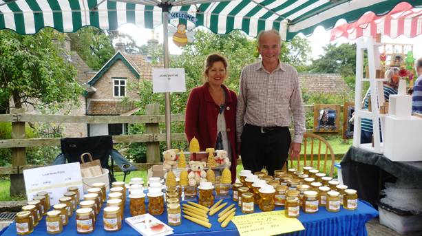 North Somerset Honey