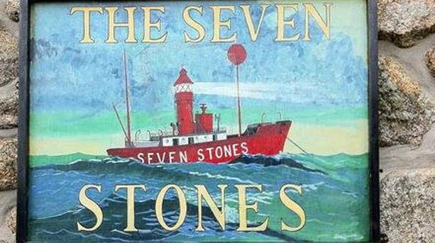 Sevenstones Inn in St Martin's