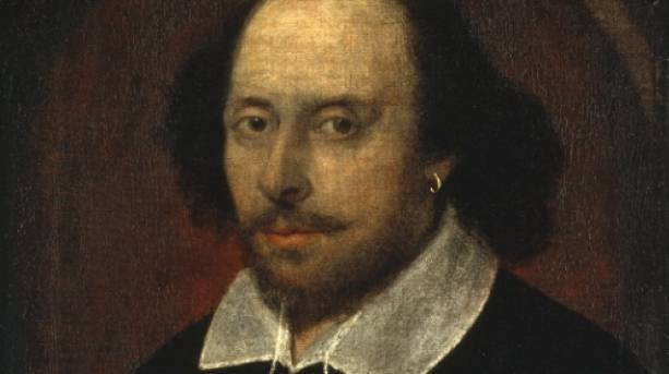 Shakespeare at the National Portrait Gallery
