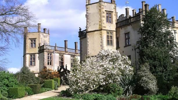 Sherborne Castle Spring Blossom