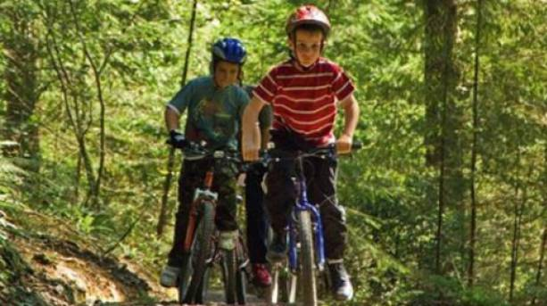 Sherwood Forest Cycling