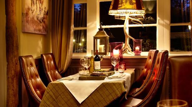 Shibden Mill Inn Grill Room