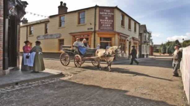 Blists Hill Victorian Town, Ironbridge Gorge Museums